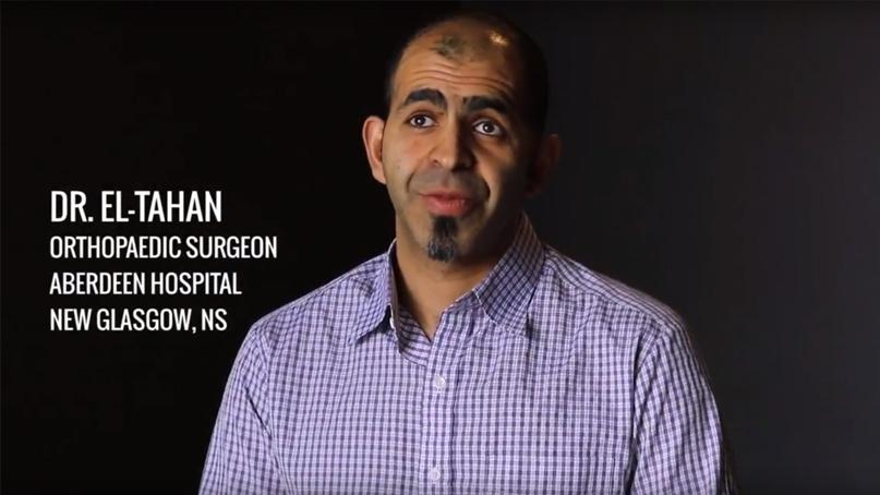 dr el-tahan